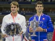 Thể thao - Tennis 24/7: Dự US Open, Djokovic ôm mộng vượt Federer