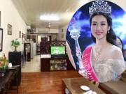 Đời sống Showbiz - Cận cảnh ngôi nhà ở phố cổ của Hoa hậu Đỗ Mỹ Linh