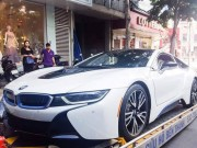 Tin tức ô tô - Đà Nẵng: Chồng tặng BMW i8 cho vợ làm quà sinh nhật