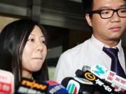 Thế giới - Cô gái TQ dùng ngực tấn công cảnh sát kháng án thành công