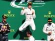 BXH Belgian GP: Rosberg xuất sắc, Hamilton quá đỉnh