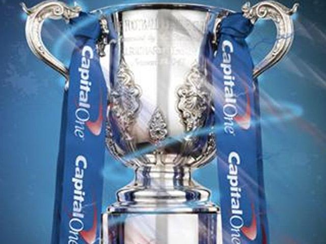 Lịch thi đấu vòng 1/8 Cúp Liên Đoàn Anh 2020/2021: Man Utd, Man City thi đấu