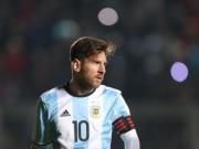 Bóng đá - ĐT Argentina hội quân, Messi chấn thương