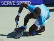 """Thể thao - US Open: """"Gã hề"""" nhập tâm quá hóa phá hoại"""