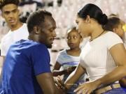 """Thể thao - U.Bolt đòi hỏi """"nhạy cảm"""", mỹ nhân ngao ngán"""
