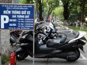 Tin tức trong ngày - Gửi xe ở đâu để vào phố đi bộ quanh Hồ Gươm?