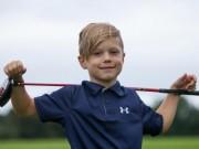 Thể thao - Golf 24/7: 4 ngày, thần đồng 6 tuổi giành 3 danh hiệu