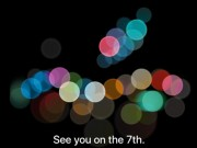Dế sắp ra lò - CHÍNH THỨC: Apple gửi thư mời sự kiện ra mắt iPhone 7