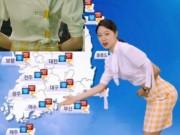 """Phim - Khán giả Hàn bức xúc vì phim """"ép"""" MC thời tiết độn mông"""