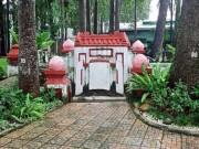 Tin tức trong ngày - Kỳ bí khu mộ cổ hơn trăm năm trong công viên Tao Đàn