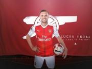 """Bóng đá - Arsenal: """"Hàng rởm"""" Lucas Perez ăn đứt Griezmann"""