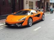 """Tư vấn - McLaren 570S cực """"độc"""" bất ngờ xuất hiện trên phố Hà Nội"""