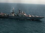 Thế giới - Điểm mặt đội tàu chiến Nga tập trận cùng TQ ở Biển Đông