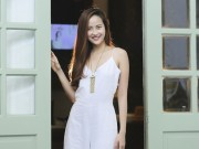HH Thu Hoài ký kết hợp đồng  khủng  với Khánh Ngân The Face