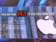 Tài chính - Bất động sản - Apple chịu mức phạt kỷ lục từ EU do trốn thuế
