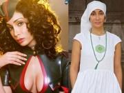Thời trang - Người mẫu sexy gốc Ấn gây xôn xao khi quyết định đi tu