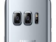 Thời trang Hi-tech - Galaxy S8 lộ diện camera kép phía sau, cảm biến mống mắt