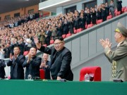 Thế giới - Báo HQ: Triều Tiên xử tử cán bộ… ngủ gật trong phòng họp