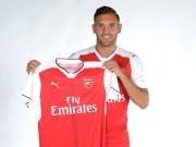 Bóng đá - Arsenal đón Perez và Mustafi: Quân xe và quân hậu