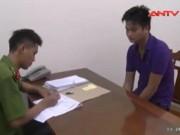 Video An ninh - Giả danh công an hãm hiếp thiếu nữ rồi cướp tiền