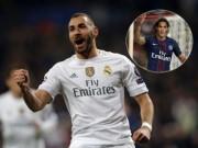 Bóng đá - Cú áp-phe chuyển nhượng: PSG mua Benzema 50 triệu bảng