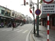 Tin tức trong ngày - Ngày mai 1.9, sẽ cấm đường thí điểm phố đi bộ quanh Hồ Gươm