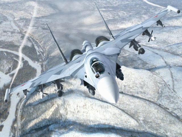 Chuyên gia: Triệu năm F-35 Mỹ không thể thắng Su-35 Nga