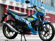 Xe máy - Xe đạp - Suzuki Raider 150 FI mới sẽ tham gia thị trường Việt từ tháng 12