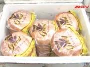 """Video An ninh - Bánh Trung thu """"tàu"""" tấp nập đổ về Việt Nam"""