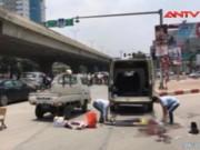 Tai nạn giao thông - Bản tin an toàn giao thông ngày 1.9.2016