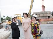 Tài chính - Bất động sản - Á hậu Huyền My tậu biệt thự sang khu Nam Sài Gòn