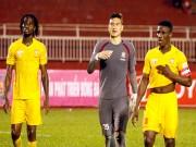 Bóng đá - HLV Việt Hoàng: Hải Phòng không xếp đầu bảng lại hay