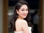 Thời trang - Ngẩn ngơ trước nhan sắc của Hoa hậu Nguyễn Thị Huyền