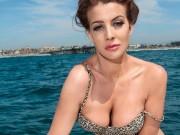 Thời trang - Cựu hoa hậu California từng mất vương miện vì ảnh nóng