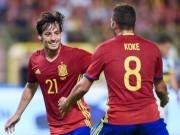 Bóng đá - Bỉ - Tây Ban Nha: Ngôi sao tỏa sáng