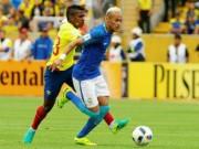 Bóng đá - Ecuador - Brazil: Trả giá vì sai lầm