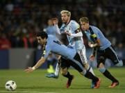 Bóng đá - Chi tiết Argentina - Uruguay: Bảo toàn thành quả (KT)