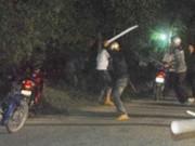 An ninh Xã hội - Rượt đuổi đâm chém náo loạn Bà Rịa, 1 người gục chết
