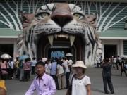 Du lịch - Đi sở thú ở Triều Tiên