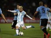 Bóng đá - Argentina - Uruguay: Màn tái xuất của Messi