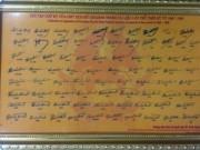Tin tức trong ngày - Chuyện chưa kể về bộ sưu tập 79 chữ ký Bác Hồ