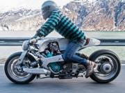Thế giới xe - Xế độ Yamaha GTS1000 lột xác với bộ giáp nhôm