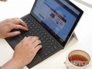 Thời trang Hi-tech - Video Microsoft Surface Pro 4 so kè cùng Apple MacBook Air