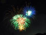 Tin tức trong ngày - Pháo hoa lung linh trên bầu trời Sài Gòn mừng Tết Độc lập