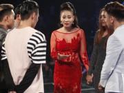 Thu Minh  mắng  thí sinh Vietnam Idol ngay trên sân khấu