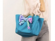 Thời trang - Thật tiếc nếu bạn bỏ qua mẹo làm túi xinh cực dễ này!