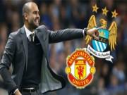 Bóng đá - Derby Manchester: Pep chả ngán MU cũng đâu sợ Mou
