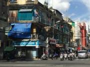 Tin tức trong ngày - Đề nghị di dời khẩn cấp cư dân sống chung cư cổ khu Chợ Lớn
