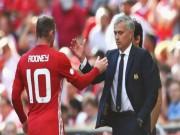 """Bóng đá - MU: Mourinho sẽ có """"lãi"""" nếu kiên trì với Rooney"""