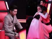 Giải trí - Đông Nhi, Noo Phước Thịnh bật khóc vì loại trò cưng The Voice Kids